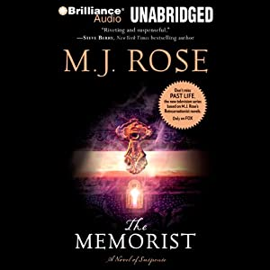 The Memorist Audiobook