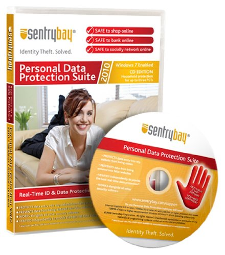 SentryBay Personal Data Protection Suite for 3 users