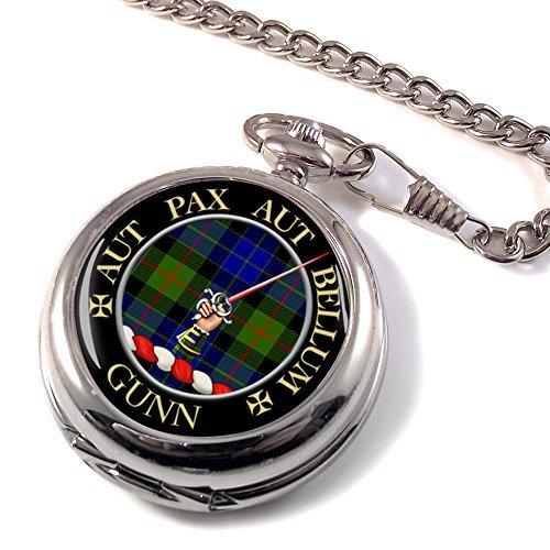 gunn-montre-de-poche-de-crete-clan-ecossais