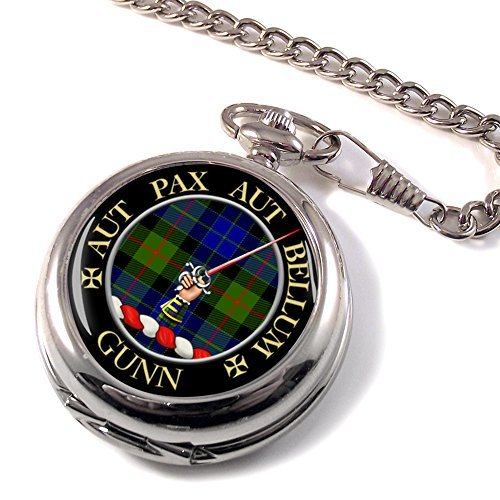 gunn-orologio-da-tasca-cresta-clan-scozzese