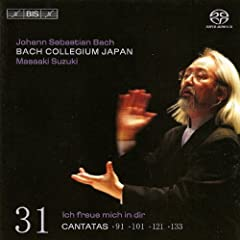 Bach, J.S.: Cantatas, Vol. 31 - Bwv 91, 101, 121, 133