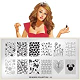 MoYou-London Nail Art Image Plate Princess Collection - 14