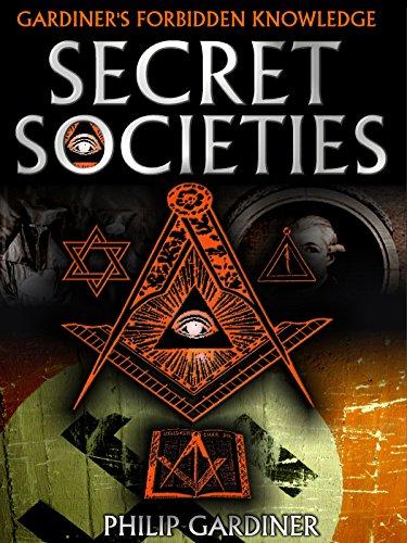 Secret Societies by Philip Gardener