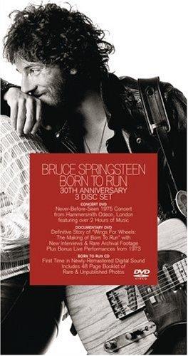 Bruce Springsteen - Born To Run: 30th Anniversary 3-Disc Set (CD/2DVD) - Zortam Music