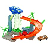 Hot Wheels Team Hot Wheels Space Invasion Playset