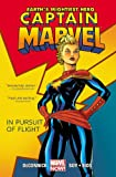 img - for Captain Marvel, Vol. 1: In Pursuit of Flight book / textbook / text book