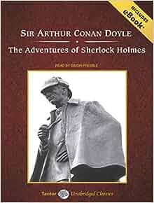 The Adventures of Sherlock Holmes (Tantor Unabridged