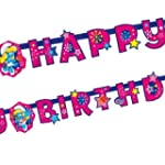 Happy Birthday Girlane Smurfette Schl...