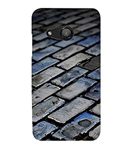 EPICCASE foot path Mobile Back Case Cover For Microsoft Lumia 550 (Designer Case)