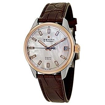 Zenith El Primero Espada Women's Automatic Watch 51-2170-4650-81-C713
