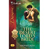 The Desert Lord's Bride (Silhouette Desire) ~ Olivia Gates