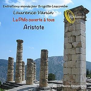 La philo ouverte à tous : Aristote Discours