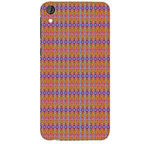 Skin4gadgets KNITTED Pattern 71 Phone Skin for HTC DESIRE 820