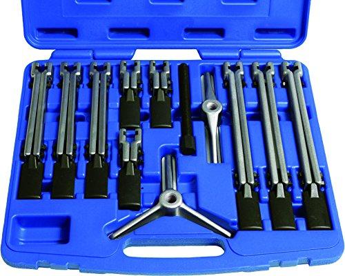 Kunzer 7uaz122e 3armiger estrattore universale, 12pezzi in valigetta