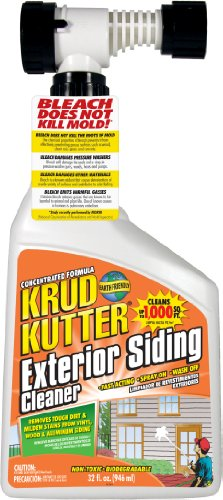 KRUD KUTTER ES32H Exterior Siding Cleaner, 32-Ounce (Siding Cleaner compare prices)