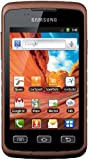 Samsung Galaxy Rugby- S5690- Unlocked-(resistant to water, dust, and shock)-Orange