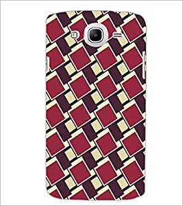 PrintDhaba Pattern D-5267 Back Case Cover for SAMSUNG GALAXY MEGA 5.8 (Multi-Coloured)