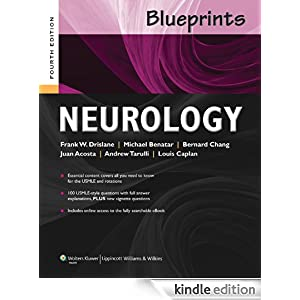 Blueprints Neurology (Blueprints Series) Frank W. Drislane, Juan Acosta, Louis Caplan and Bernard Chang