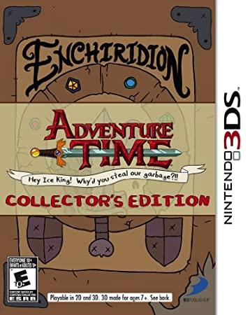 Adventure Time: Hey Ice King! Why'd You Steal Our Garbage?!! (Collector's Edition)