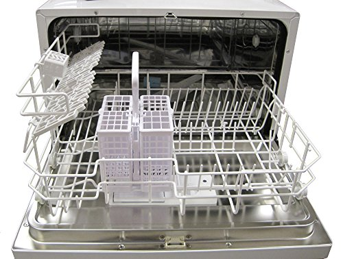 Countertop Dishwasher Made In Usa : SPT SD-2202W Countertop Dishwasher with Delay Start, White - Import It ...
