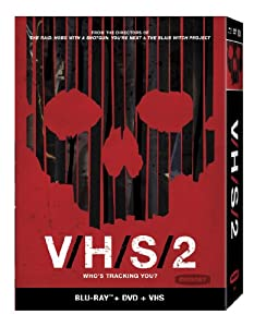 V/H/S/2 [DVD+Blu-ray+VHS Tape]
