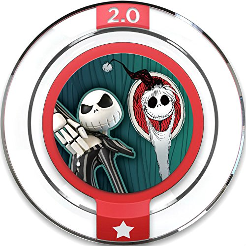 Disney Infinity 2.0 Disney Originals Power Disc - Jack Skellington Sandy Claws Surprise