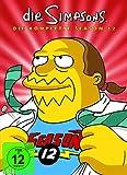 DVD Cover 'Die Simpsons - Die komplette Season 12  [Collector's Edition] [4 DVDs]