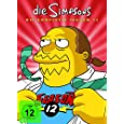 Die Simpsons - Die komplette Season 12  [Collector's Edition] [4 DVDs]