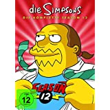 Die Simpsons - Die komplette Season 12  [Collector&#39;s Edition] [4 DVDs]von &#34;Matt Groening&#34;