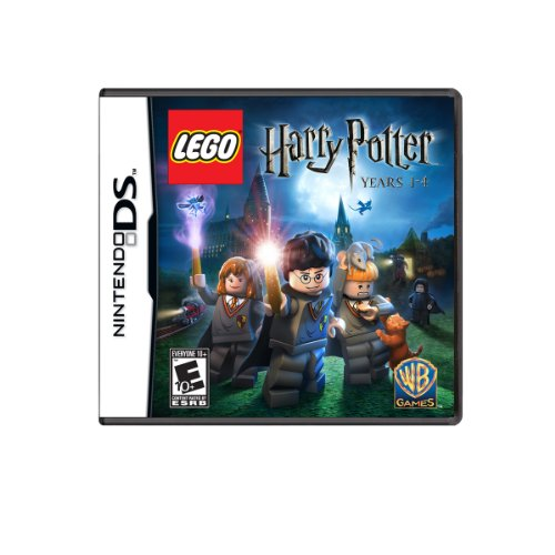 Lego Harry Potter: Years 1-4 - Nintendo DS (Lego Harry Potter Weasley House compare prices)