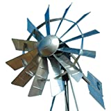 Outdoor Water Solutions AWS0017 Functional Windmill Head