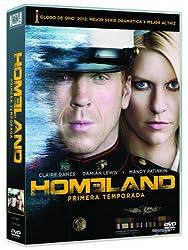 Homeland S.1 [DVD]