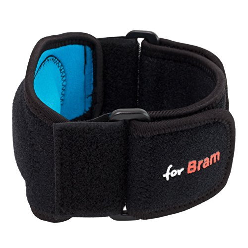 how to put on ace tennis elbow brace