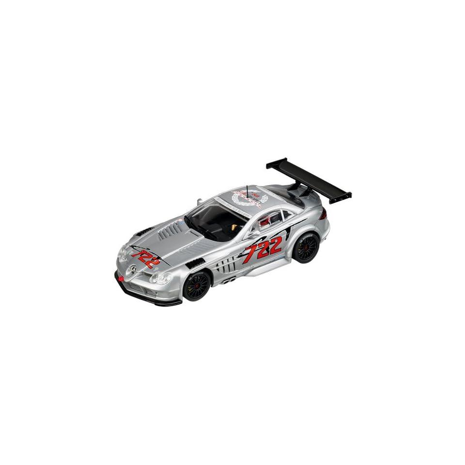 Carrera USA Evolution, Mercedes Benz SLR McLaren GT No.722 Race Car