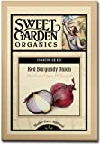 Red Burgundy Onion - Heirloom Seeds