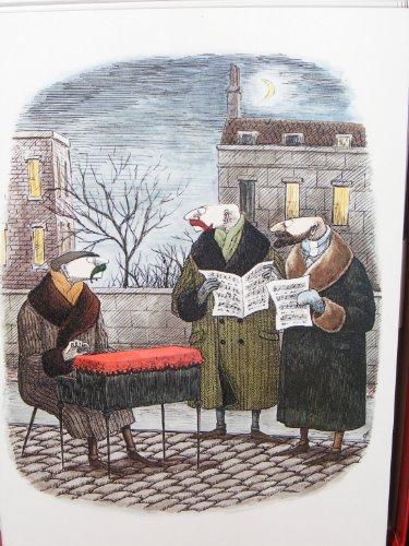 CAROLING**12 Christmas Cards PDF