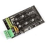 サインスマート Ramps 1.4 3Dプリンター コントロール互換シールド for Reprap Mendel Prusa Arduino Mega2560 Mega1280
