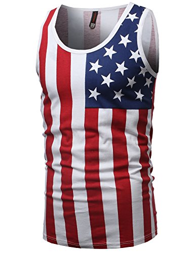 Youstar-Mens-American-Flag-Patriotic-Sleeveless-Tank-Top