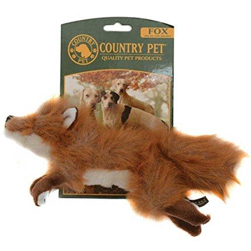 country-pets-cp280527-hundespielzeug-fuchs-plusch-mit-quietschie-medium