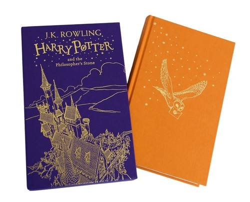 Harry Potter And The Philosopher's Stone - Slipcase Edition (Gift Edition)