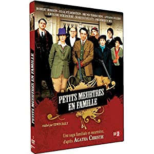 Agatha Christie : petits meurtres en famille