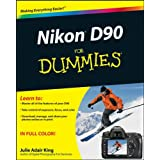Nikon D90 For Dummiesby Julie Adair King