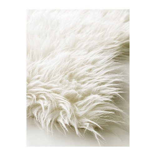Faux Fur Sheepskin Throw Rug Blanket Chair Cover