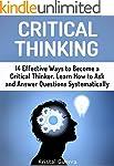 Critical Thinking: 14 Effective Ways...
