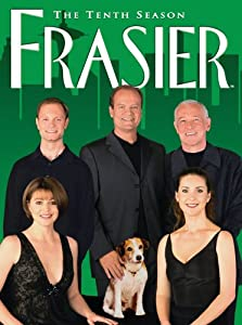 Frasier: The Complete Tenth Season by Paramount Home Vide