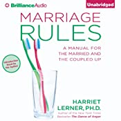 Marriage Rules: A Manual for the Married and the Coupled Up | [Harriet Lerner]