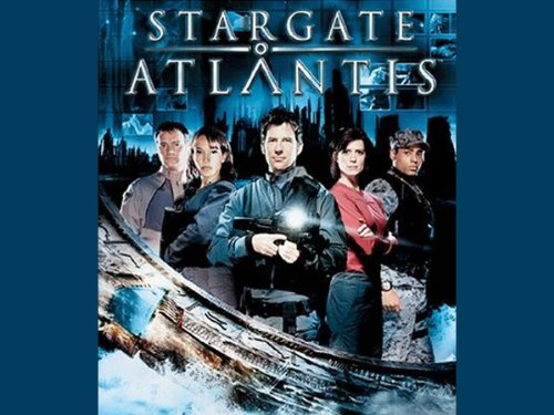 Stargate Atlantis Season 1