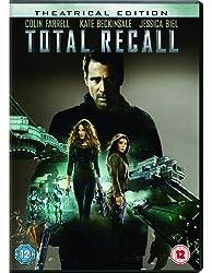 Total Recall (DVD + UV Copy) [2012]