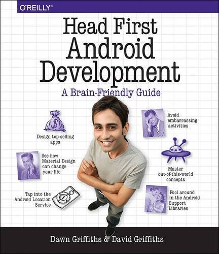 Head First Android Development: A Brain-Friendly Guide (App Development Android compare prices)