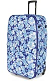 Frenzy 26 Inch Lightweight Expandable Suitcase Check-in Luggage Wheeled Rolling Bag